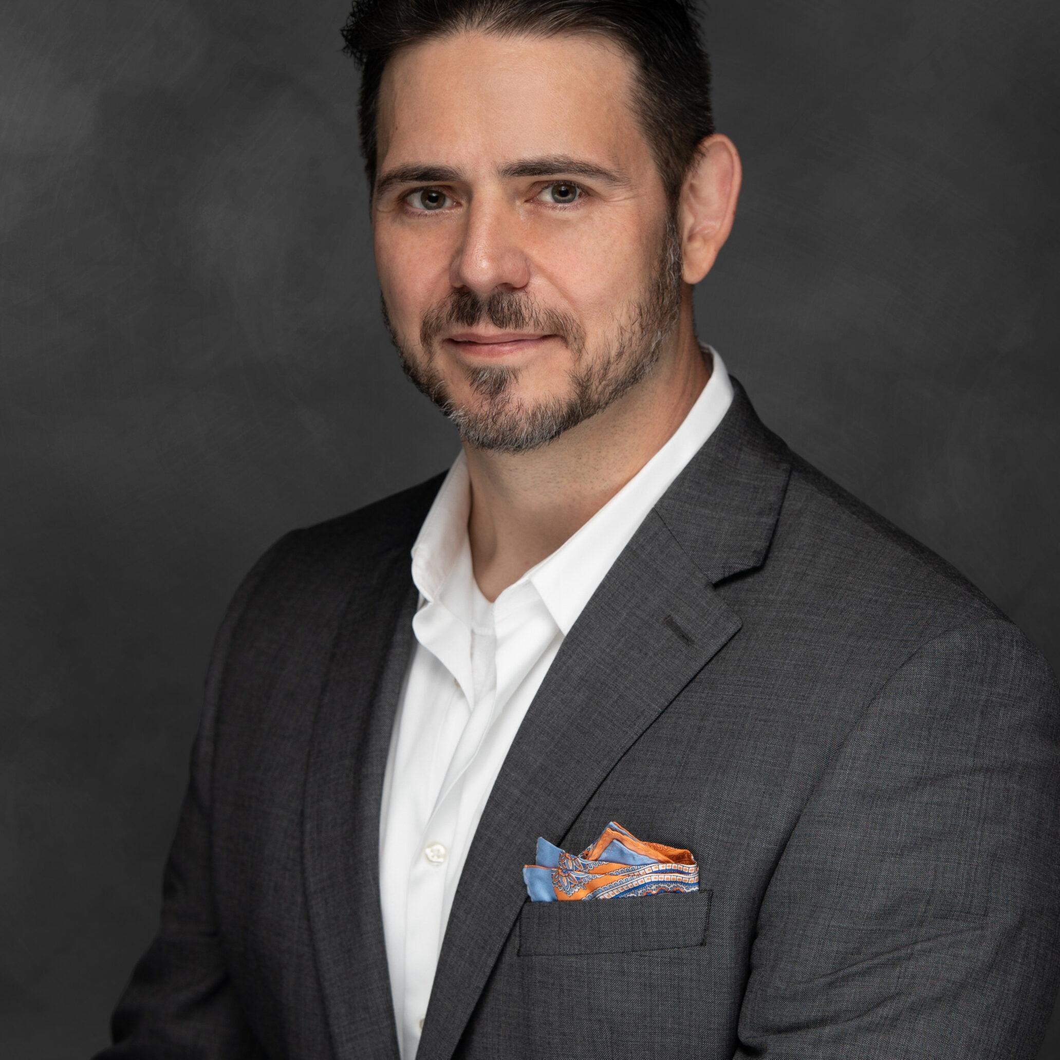 Corporate headshot of WJ Weaver